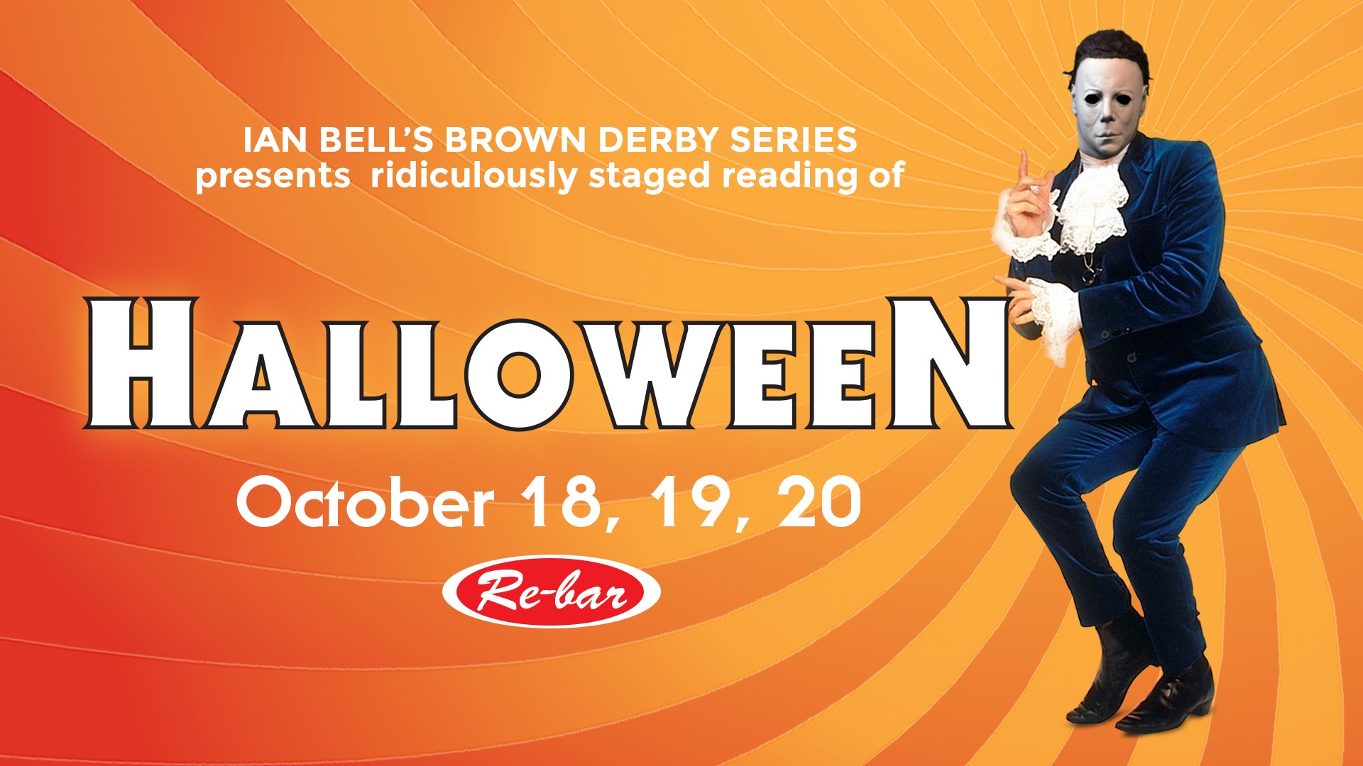 brown derby series: halloween - thursday 10/18 tickets | re-bar